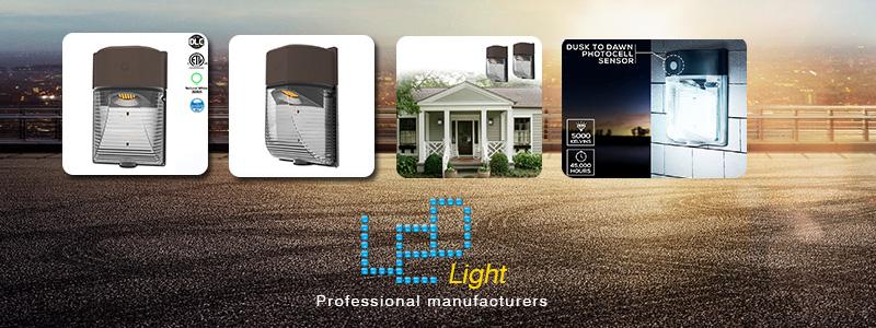 led wall pack lighting