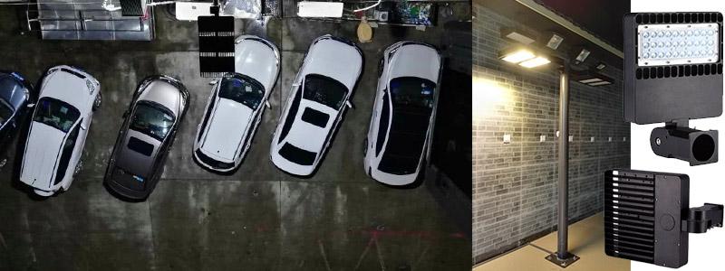 LED Parking Lot Light-200W