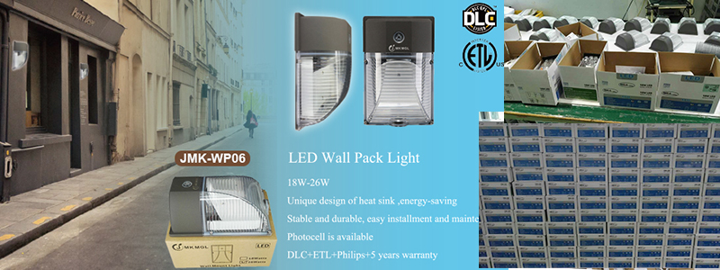 led wall light 18w