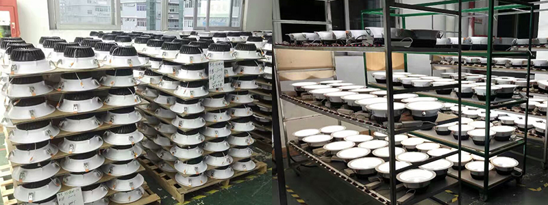 led downlight manufacturer